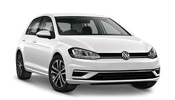 Rent a Car Split VW GOLF 7